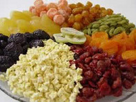 Dry fruits - spource of dental caries