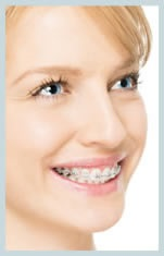 Boy with Orthodontics Braces
